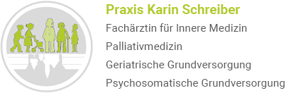 Praxis Karin Schreiber - Logo